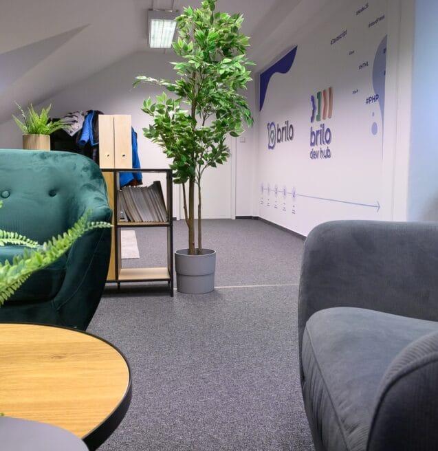 Kanceláře Brilo Team v Českých Budějovicích